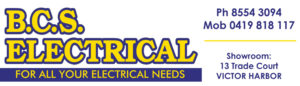 BCS Electrical - Victor Harbor electrician