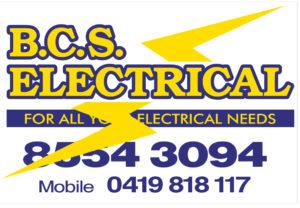 BCS Electrical Logo