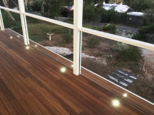 Outdoor pergola and shed lighting