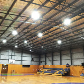 Victor Harbor Recreation Centre lighting