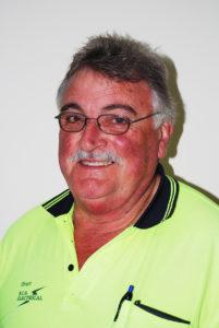 Brett Steinert - former owner & licensed electrician