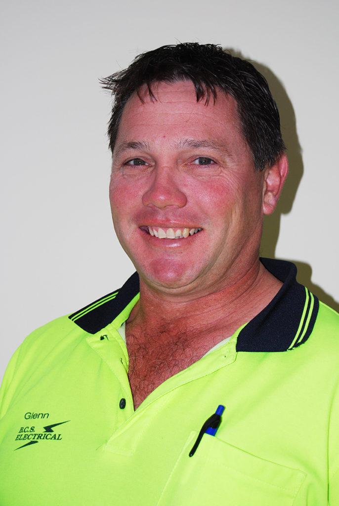 Glenn Farr - owner & licensed electrician