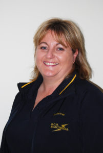 Leanne Farr - owner and manager