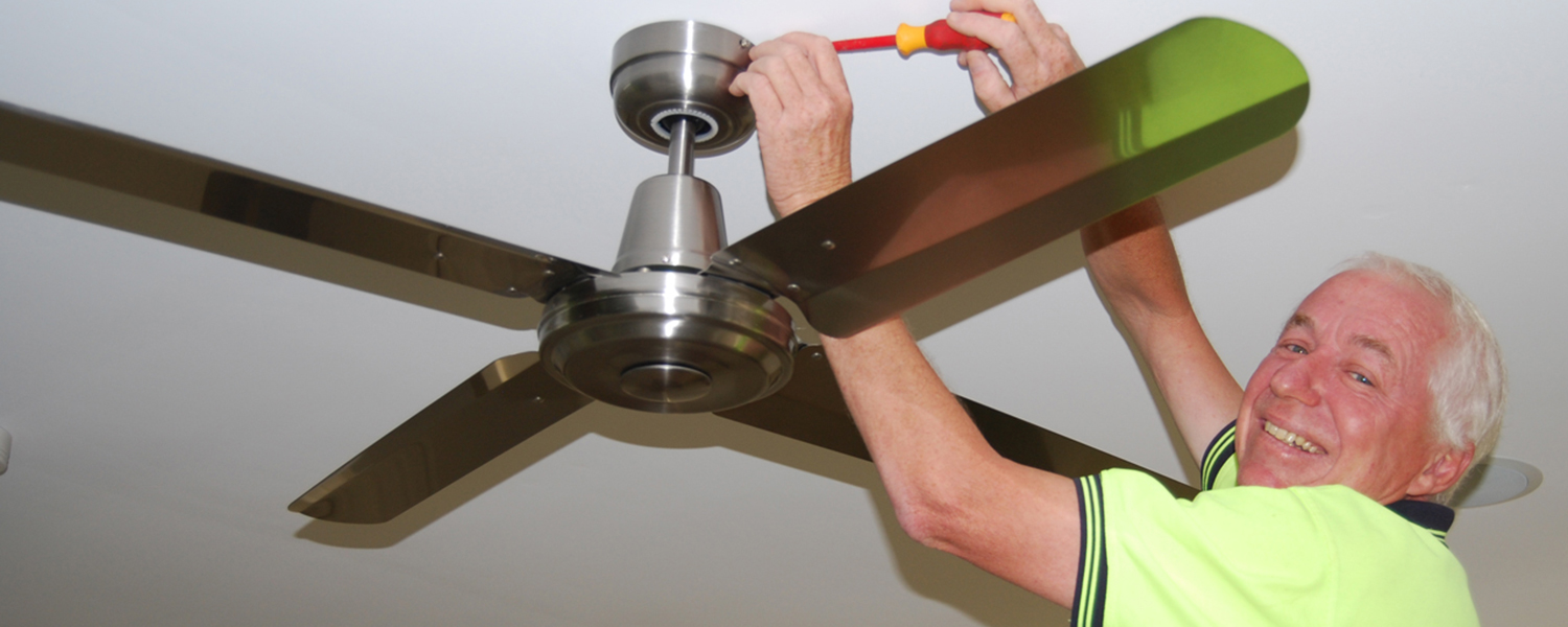 Ceiling fans - sales and installations